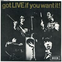Got Live If You Want It! EP