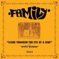 Scene Through The Eye Of A Lens / Gypsy Woman