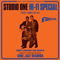 """Studio One Hi-Fi Special 7"""" Collectors Box Set (Soul Jazz Records)"""