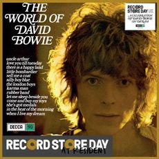 The World Of David Bowie (rsd19)