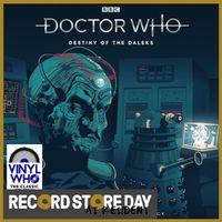 Destiny Of The Daleks (rsd19)