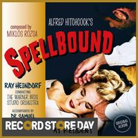 Spellbound (Alfred Hitchcock) (rsd19)