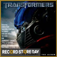 Transformers: The Album (rsd19)