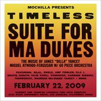 Mochilla Presents Timeless: Suite For Ma Dukes (rsd 21)