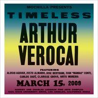 Mochilla Presents Timeless: Arthur Verocai (rsd 21)