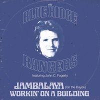 Blue Ridge Rangers 4-track EP - Jambalaya (On The Bayou) b/w Hearts Of Stone (rsd 21)
