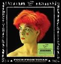 FOUR FROM TOYAH (rsd 21)