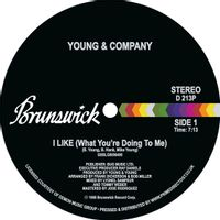 I Like (What You're Doing To Me) (rsd 21)
