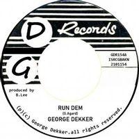 Run Dem / Foey Man (rsd 21)