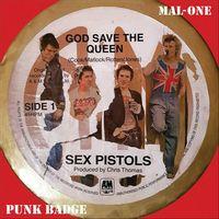 PUNK BADGE (rsd 21)
