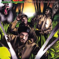 Straight Out Of The Jungle / Black Is Black (rsd 21)