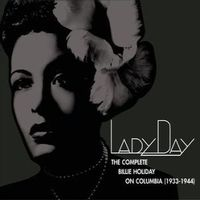 complete billie holiday on columbia 1933-44