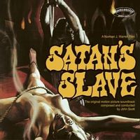 SATAN'S SLAVE – THE ORIGINAL MOTION PICTURE SOUNDTRACK