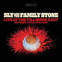 LIVE AT THE FILLMORE EAST OCT 4th & 5th 1968