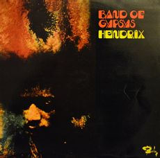 BAND OF GYPSYS (2018 reissue)