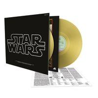 Star Wars EPISODE IV: A NEW HOPE (original soundtrack) (2016 reissue)
