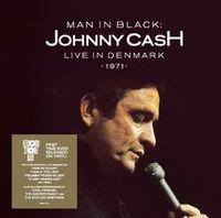 MAN IN BLACK, LIV EIN DENMARK 1971 (black Friday 2015)