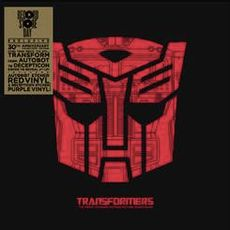 TRANSFORMERS: THE MOVIE SOUNDTRACK (black Friday 2015)