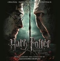 HARRY POTTER AND THE DEATHLY HALLOWS PART 2 (original soundtrack) (10th anniversary edition)