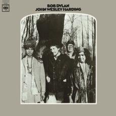 JOHN WESLEY HARDING (2010 MONO VERSION) (limited edition)