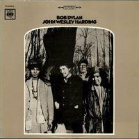 JOHN WESLEY HARDING (2017 reissue)