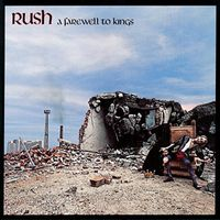 A Farewell To Kings (2015 reissue)