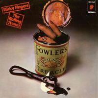 sticky fingers (spanish cover reissue)