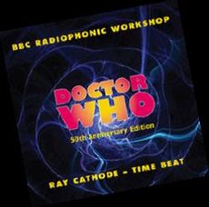 """doctor who"" theme & ray cathode ""time beat"""