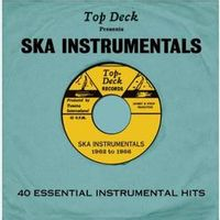 top deck presents: ska instrumentals