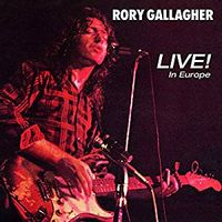 Live! In Europe (2018 reissue)