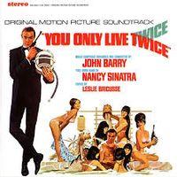 you only live twice (original soundtrack)