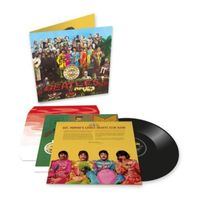 Sgt. Pepper's Lonely Hearts Club Band (ANNIVERSARY EDITION)