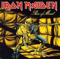 Piece of Mind (reissue)