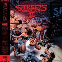 STREETS OF RAGE 2 (2019 reissue)