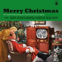 MERRY CHRISTMAS – THE GREATEST CHRISTMAS SONGS FROM JAZZ DIVAS & CROONER LEGENDS