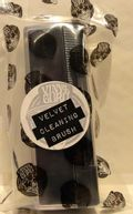 velvet cleaning brush