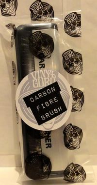 carbon fibre brush