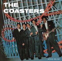 THE COASTERS (2016 reissue)