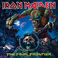 THE FINAL FRONTIER (2017 reissue)