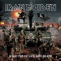 A MATTER OF LIFE AND DEATH (2017 reissue)