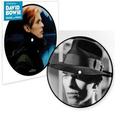 """sound and vision (40TH ANNIVERSARY 7"""" PICTURE DISC)"""