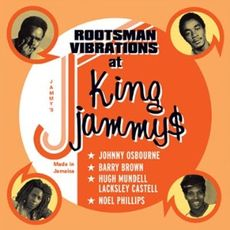 ROOTSMAN VIBRATION AT KING JAMMY'S
