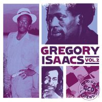 reggae legends: gregory isaacs volume 2