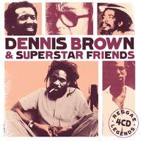 reggae legends: dennis brown