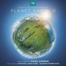 planet earth ll (original soundtrack)