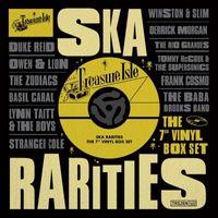 """Treasure Isle Ska Rarities: The 7"""" Vinyl Box Set"""